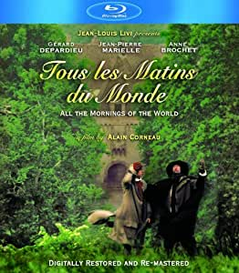 All the Mornings of the World [Blu-ray] (Version française)