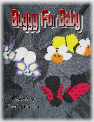Buggy For Baby Bootie Crochet Pattern
