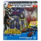 Shockwave Transformers Prime Beast Hunters #003 Voyager Class Action Figure