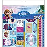 Disney Frozen Page Kit 12X12-