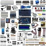 Complete Ultimate Arduino Starter Kit with Arduino Mega2560, Arduino LCD And Servo Motor, Arduino Sensors