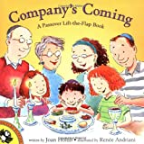 Company's Coming: A Passover Lift-the-Flap Book (0142300624) by Holub, Joan