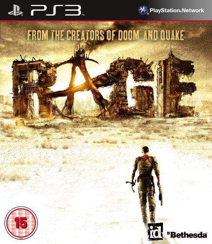 RAGE  [Edizione: Regno Unito]
