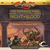Night of Blood: Dragonlance: Minotaur Wars, Book 1 | [Richard A. Knaak]