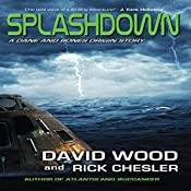 Splashdown: A Dane and Bones Origins Story, Dane Maddock Origins, Volume 3 | David Wood, Rick Chesler