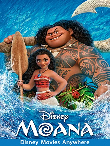 Buy Moana Movie Now!