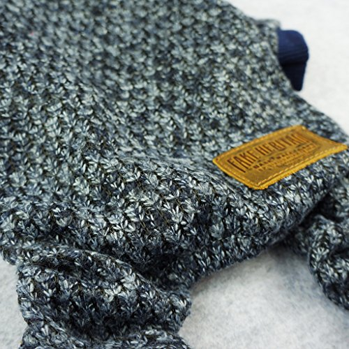 Knitting Wear Suppliers : Fitwarm knitted thermal pet clothes for dog pajamas pjs