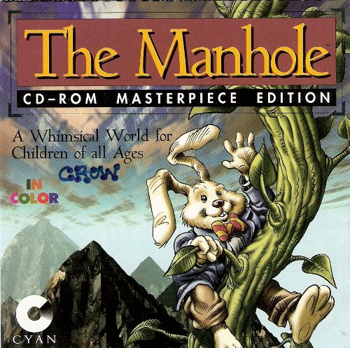 The Manhole (Cd-Rom Masterpiece Edition) front-601150