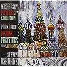 Steven Osborne Joue Moussorgski Et Prokoviev