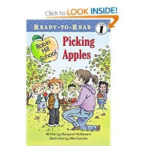 Picking Apples (Robin Hill School Ready-to-Read)