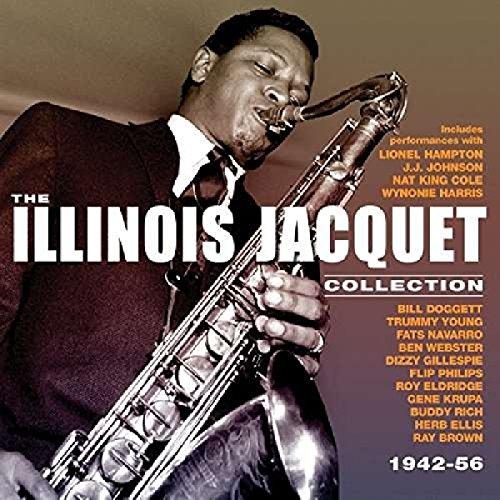 Illinois Jacquet - Collection: 1942-56 (2PC)