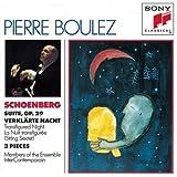 """Schoenberg : Suite, Op. 29 - Verklärte Nacht (""""La Nuit transfigurée"""" version pour sextuor à cordes)"""