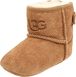 UGG Kids Unisex Jesse (Infant/Toddler) Chestnut (Suede) Boot SM (US 2-3 Infant) M