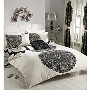 Set biancheria da letto e copripiumino double face - Amazon biancheria letto ...