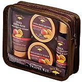 Tree Hut Tropical Mango Essential Travel Kit