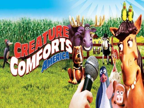 Creature Comforts America Season 1
