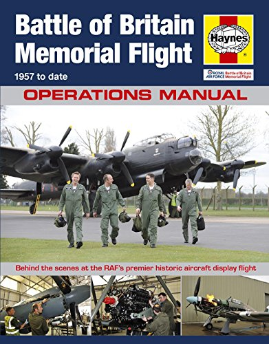 haynes-libro-raf-battle-of-britain-memorial-flight-manuale-in-microfibra-magic-mitt-aa-incluso