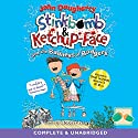 Stinkbomb & Ketchup-Face and the Badness of Badgers Audiobook by John Dougherty Narrated by Robert Nairne