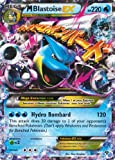 M/Mega Blastoise EX (XY #30/146) Pokemon Card [Ultra-Rare/Holo-Foil]