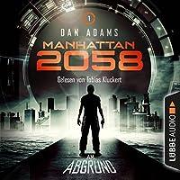 Am Abgrund (Manhattan 2058, 1) Hörbuch