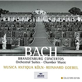 J.S. Bach: Suite No.5 In G Minor, BWV 1070 (Attributed To Bach) - 4. Menuetto - Trio