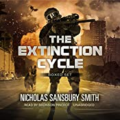 The Extinction Cycle Boxed Set, Books 4-6: Extinction Evolution, Extinction End, and Extinction Aftermath | Nicholas Sansbury Smith