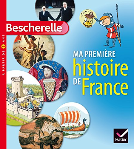 Ma première histoire de France (Chronologies)
