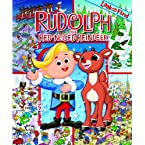 Rudolph Look and Find Book
