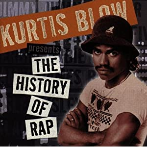 Hip Hop Legend: KURTIS BLOW Big Ups Rap Star Promo