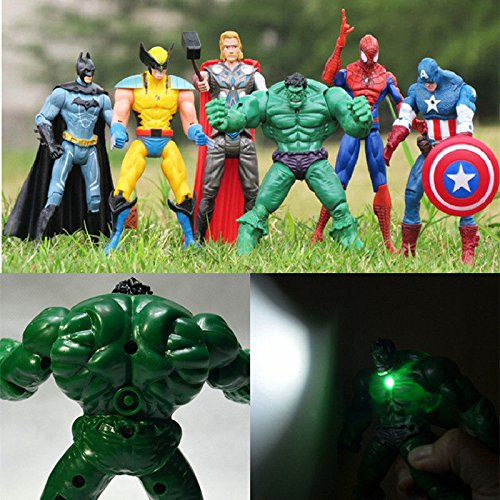 6pcs-movie-super-heroes-action-figures-doll-light-kids-children-xmas-toy-gift