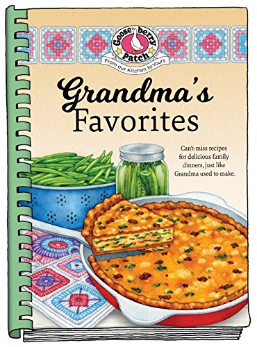 Grandmas Favorites (Everyday Cookbook Collection) [Gooseberry Patch] (Tapa Dura)