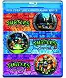 Teenage Mutant Ninja Turtles 1-3 [Blu-ray] (Bilingual)