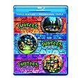 Teenage Mutant Ninja Turtles 1-3 [Blu-ray] (Bilingual)