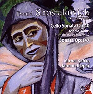 Cello Sonatas / Adagio & Waltz