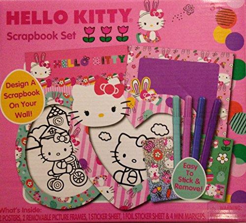 Hello Kitty Scrapbook Set