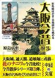 彩色絵はがき・古地図から眺める大阪今昔散歩 (中経の文庫)