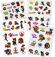 PAW Patrol Tattoos (75 Temporary Tatt…
