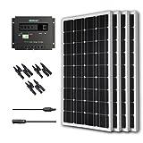 Renogy 400 Watt 12 Volt Monocrystalline Solar Bundle Kit (Tamaño: 400W Mono)