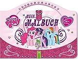 My Little Pony - Mein Taschen-Malbuch: Mit Pony-Stickern