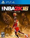NBA 2k16 - PlayStation 4 Michael Jord...