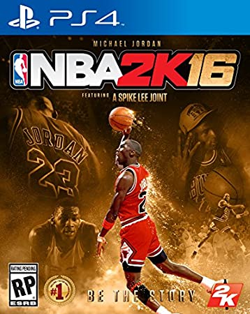 NBA 2K16 Michael Jordan Special Edition - PlayStation 4