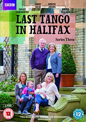 Last Tango in Halifax - Series 3 [DVD]