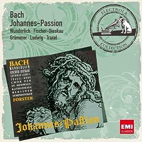 St. John Passion BWV 245 (Johannes-Passion), Second Part: Allda kreuzigten sie ihn (Nr.49: Evangelist)