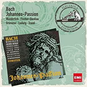 St. John Passion BWV 245 (Johannes-Passion), First Part: Ach, mein Sinn, wo willst du endlich hin (Nr.19: Aria - Tenor)