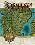 Pathfinder Chronicles Curse of the Crimson Throne Map Folio (Pathfinder Chronicles)(Paizo Staff)