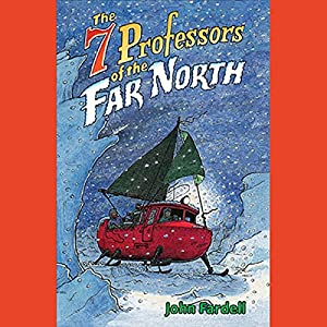 Seven Professors of the Far North Audiobook