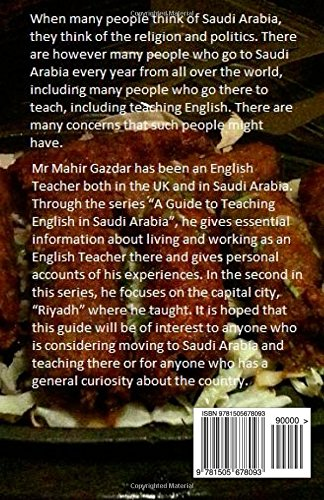 A Guide to teaching English in Saudi Arabia: 2: Riyadh: Volume 2