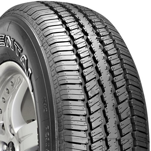 Continental ContiTrac SUV All-Season Tire - 225/70R15 100S зимняя шина continental contivikingcontact 6 suv 225 65 r17 102t