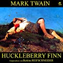 Huckleberry Finn Hörbuch von Mark Twain Gesprochen von: Bettina Reifschneider