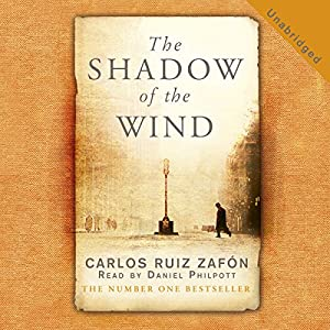 The Shadow of the Wind Audiobook